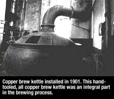 Fitger's brew kettle